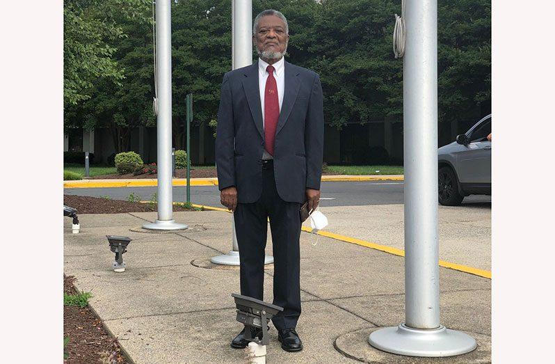 Samuel Hinds, Guyana's new ambassador to the United States