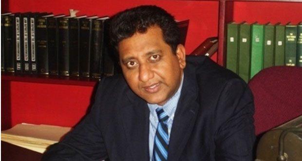 Former Attorney General Anil Nandlall