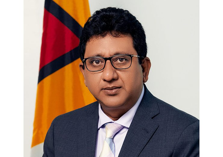 Attorney General and Minister of Legal Affairs, Anil Nandlall