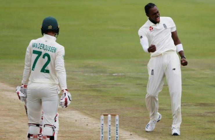 Waiting game - England fast bowler Jofra Archer (AFP Photo/MARCO LONGARI)