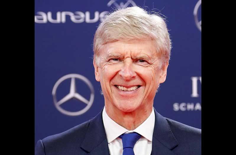 FIFA's chief of global football development, Arsene Wenger