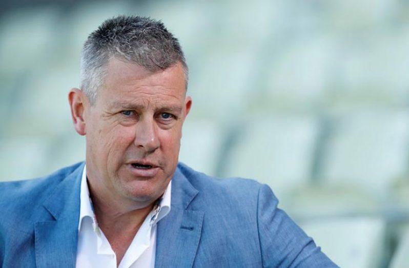 ECB's director of cricket Ashley Giles