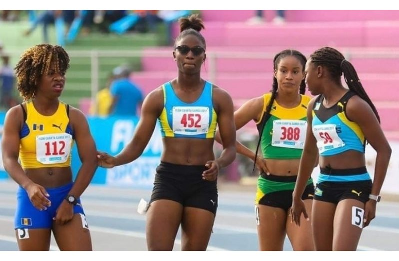 This year's Carifta  Games is scheduled for August 13-15 in Bernuda.