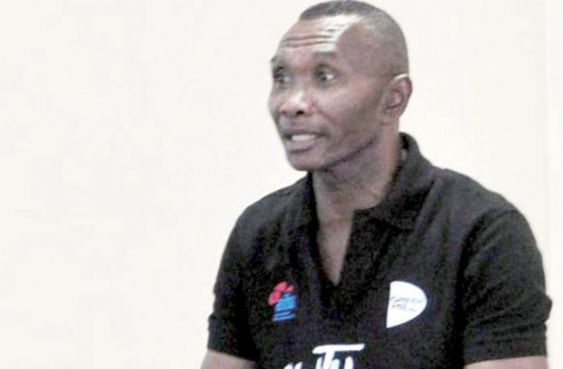 AIBA Three Star referee James Beckles