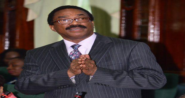 Attorney-General, Mr Basil Williams