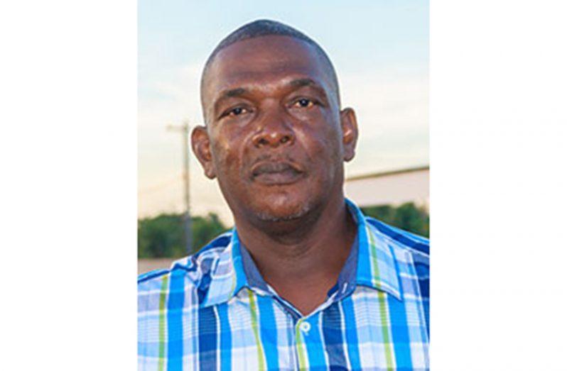 Former Mayor of Lethem, Carlton Beckles