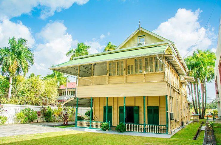 The Brazil-Guyana Cultural Centre (Photos courtesy of CCBG)