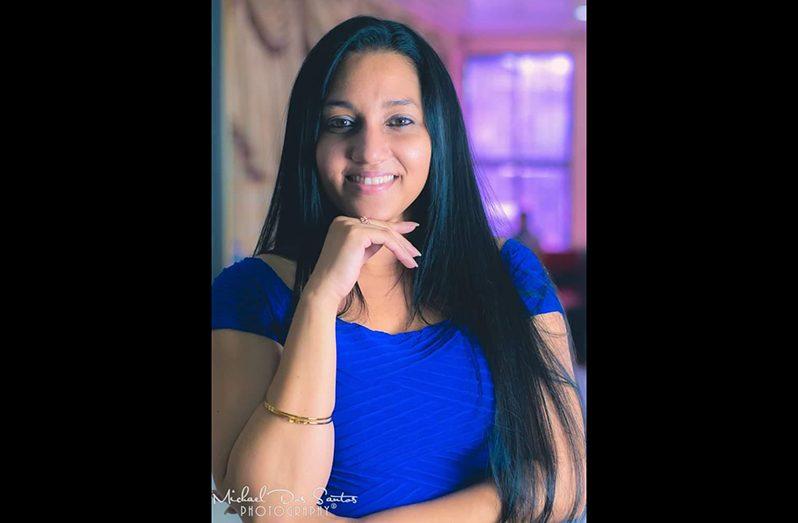 COVID-19 survivor Indira Lupuku