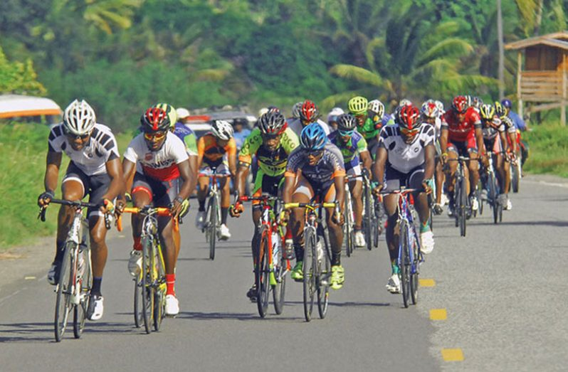 The top cyclists in the country will head to Bartica on Saturday to compete in the town's first-ever cycling road race.