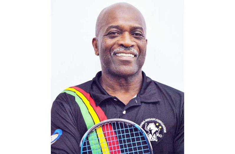 GSA's National Coach, Carl Ince