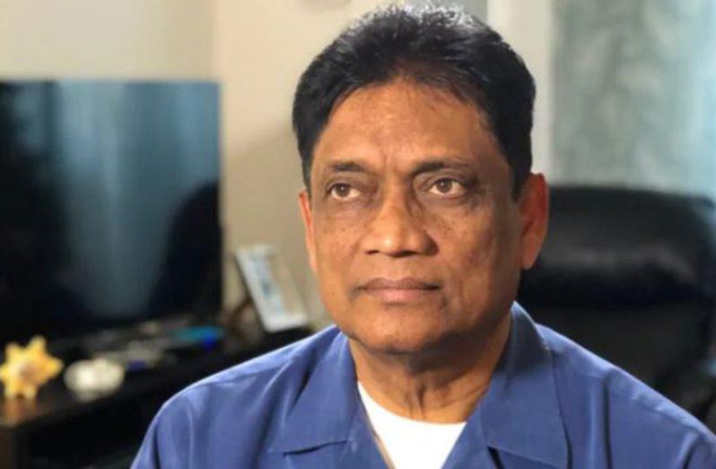 Attorney-at-law, Charrandass Persaud