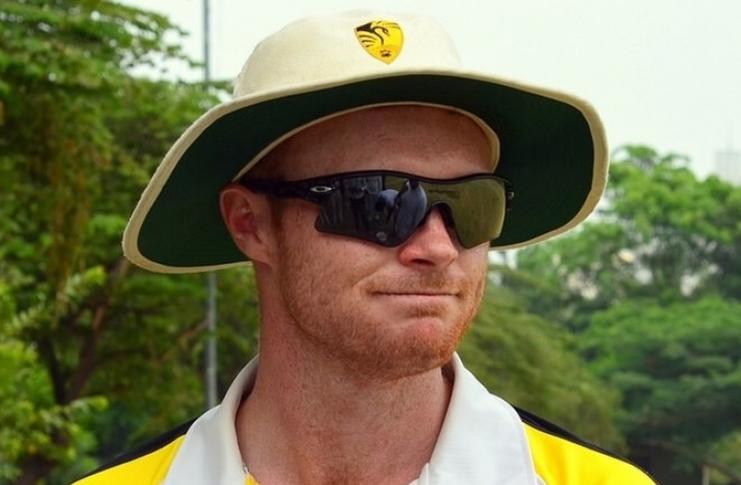 Australian Chris Brabazon.