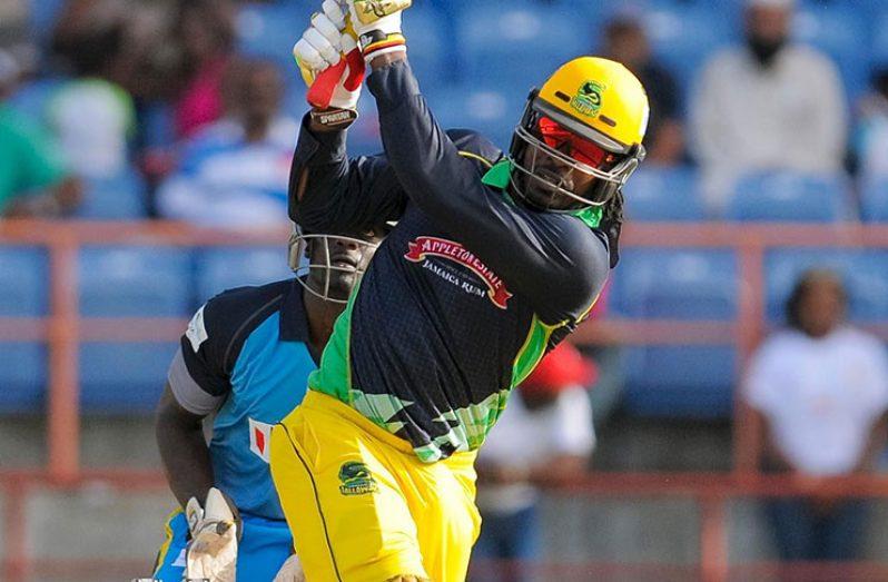 Chris Gayle has cut ties with the Jamaica Tallawahs.
