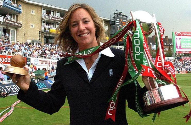 Former England women's captain Clare Connor