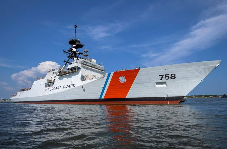 The Legend-class National Security Cutters are the most technologically advanced ships in the Coast Guard's fleet