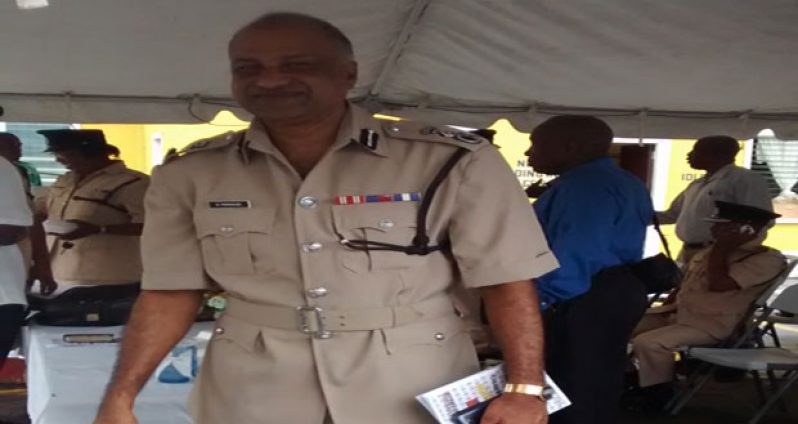 Commissioner of Police, Mr Seelall Persaud