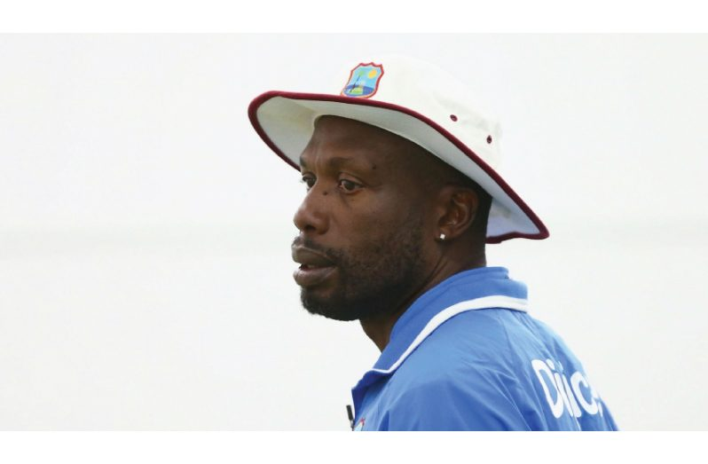 Former West Indies bowling legend Curtly Ambrose