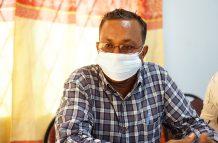Tuschen/Uitvlugt NDC Chairman, Ramzan Ali