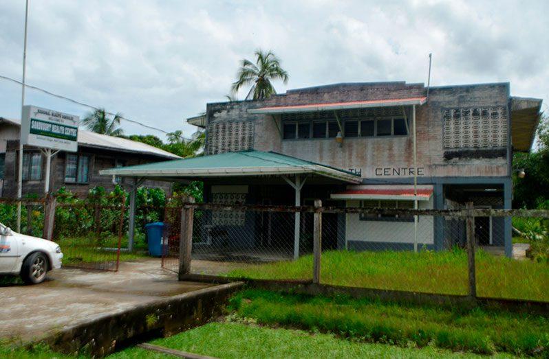 The Sandvoort Health Centre (Carl Croker photos)