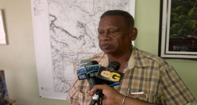 Dad, Mr. Cecil Persaud, is confident his son is alive