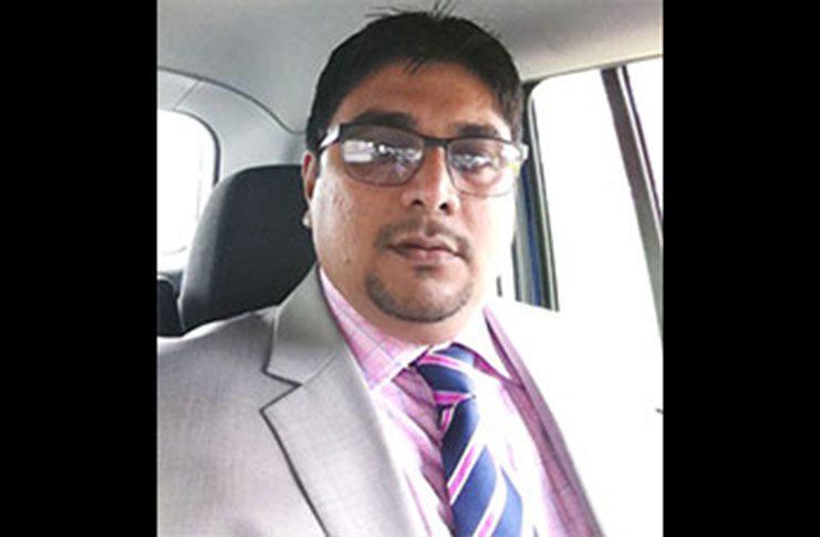 Sanjeev Datadin – GFF's Disciplinary Committee Chairman