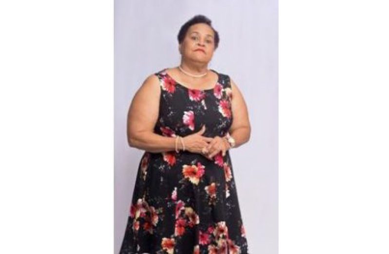 Executive Director and Co-founder of Artiste In Direct Support (AIDS), Desiree Edghill