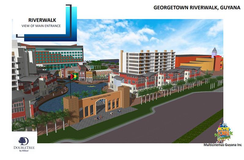 River Walk Hotel & Amusement Park coming to MovieTowne