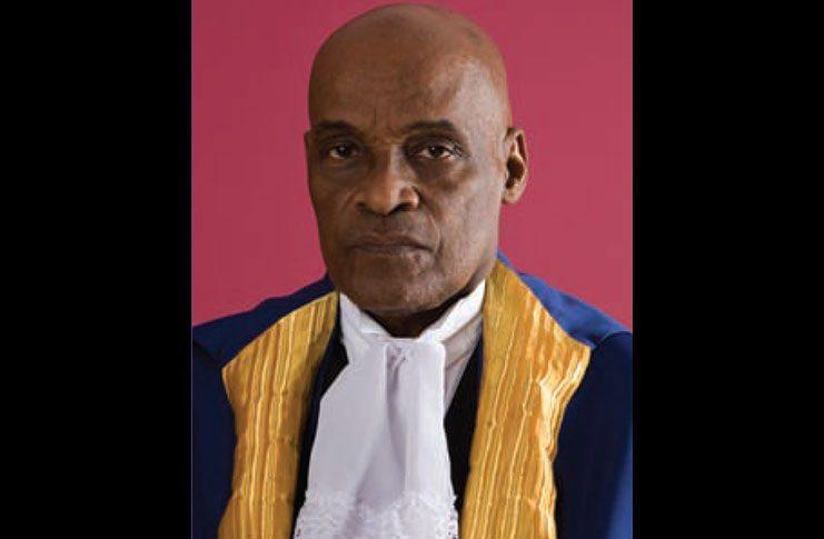 Former CCJ Judge, Professor Duke Pollard