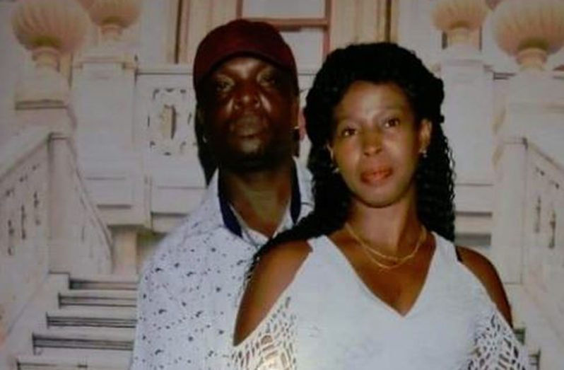 Lawerence Brummell and Nicola Wilson, both now deceased