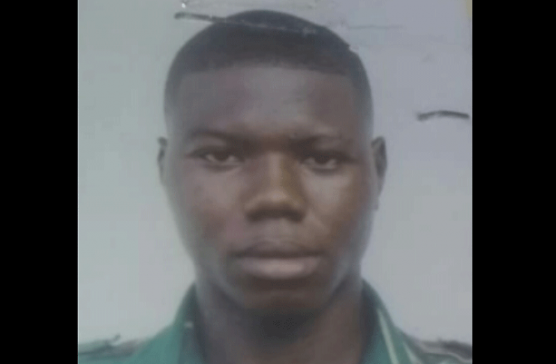 Dead: GDF Corporal, Dwayne Johnson