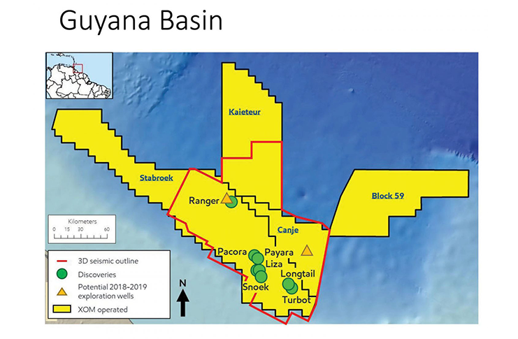 The Guyana Basin