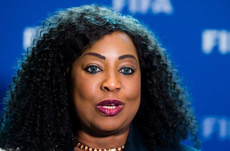 Fatma Samoura - FIFA General Secretary