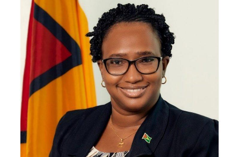 APNU+AFC MP, Annette Ferguson