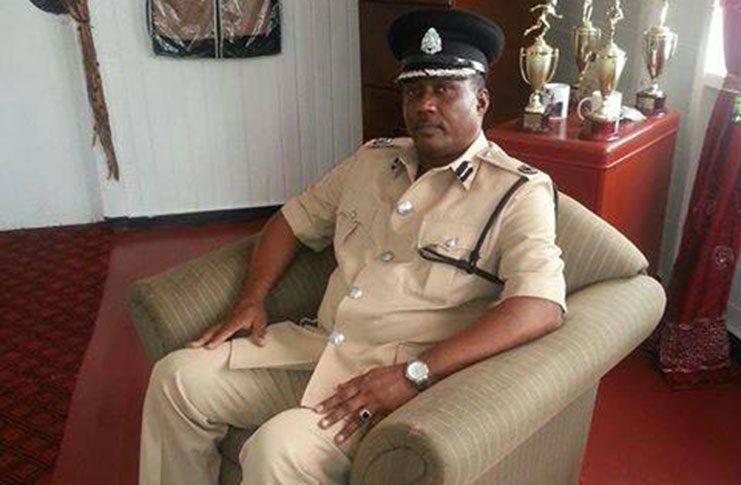 Chief Constable Andrew Foo