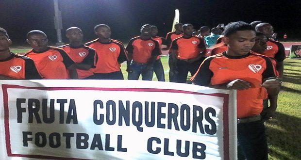 Fruta Conquerors football team