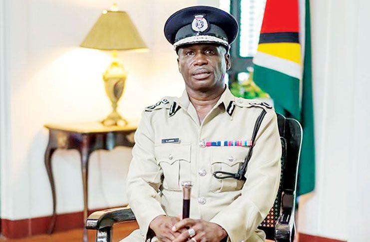 Commissioner of Police, Leslie James