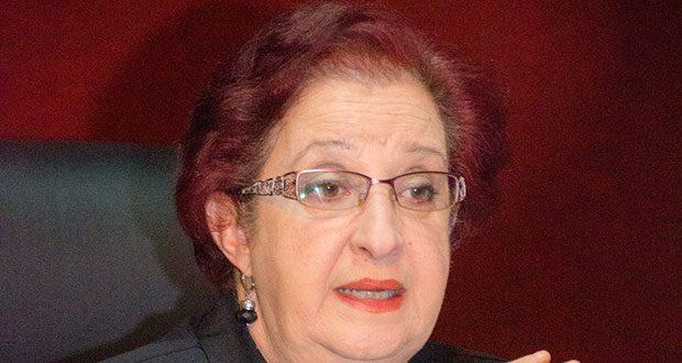 PPP/C Chief Whip Gail Teixeira