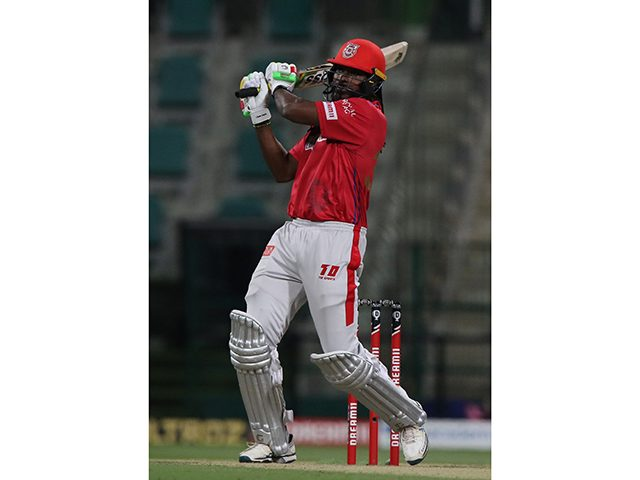 Chris Gayle - sixes unleashed, Kings XI Punjab vs Rajasthan Royals, IPL 2020, Abu Dhabi, October 30, 2020