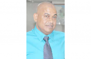 Kaieteur News Publisher, Glenn Lall