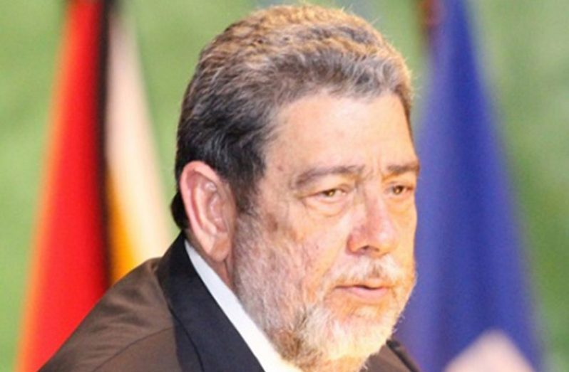 Chairman of CARICOM's subcommittee on cricket, Prime Minister Dr Ralph Gonsalves