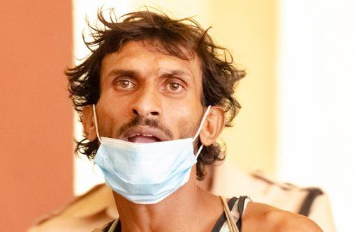 Vinod Gopaul, called 'Magga'