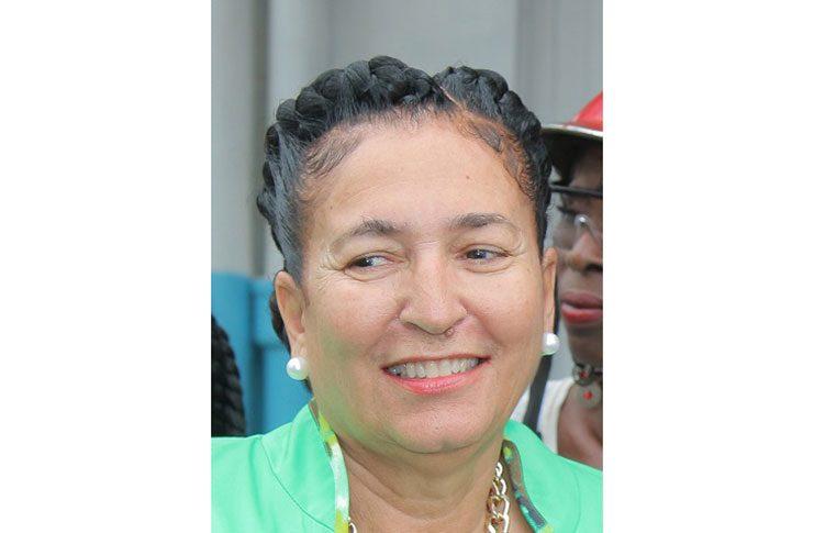 City Mayor, Patricia Chase-Green