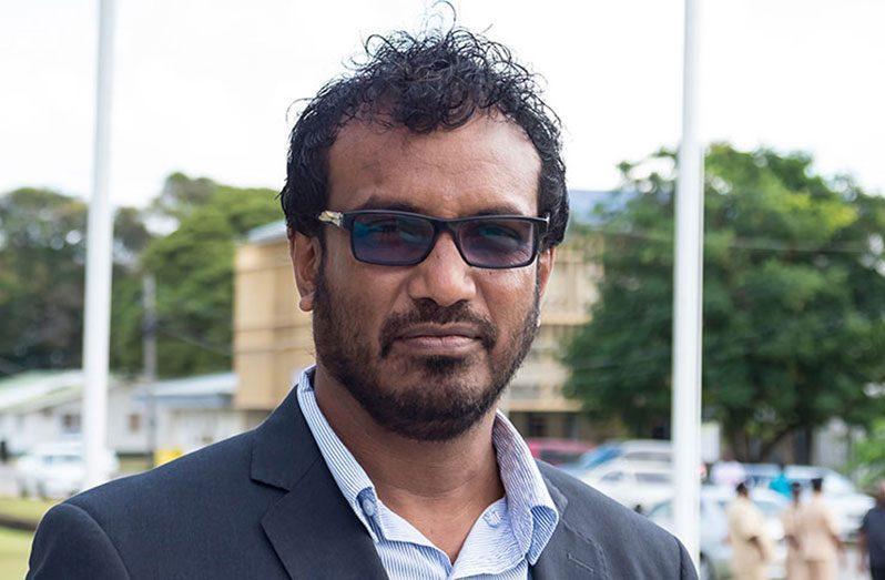 Founder of Region Three Private Sector Inc., Halim Khan