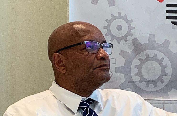 Change Guyana co-founder Nigel Hinds