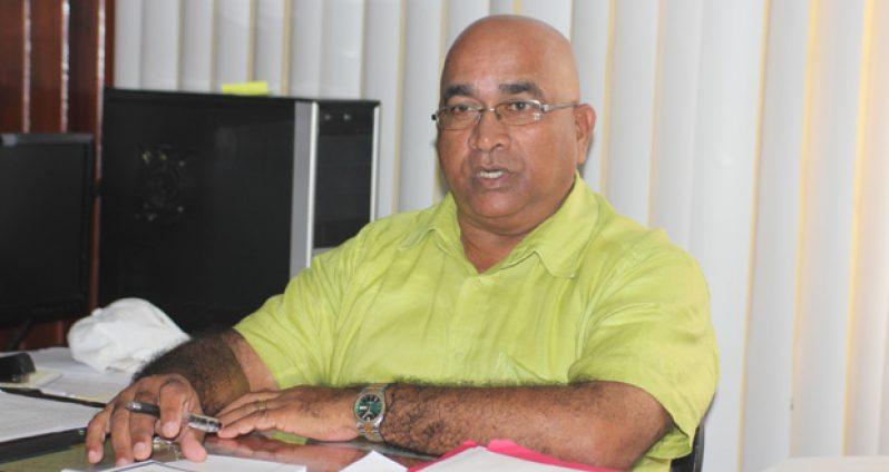 REO of Region 3, Denis Jaikaran