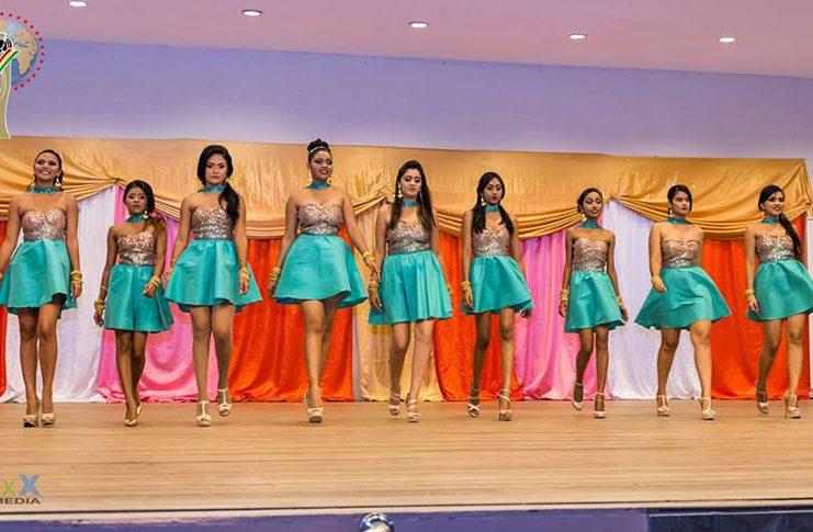 Guyana! Meet your Miss India Guyana 2017 delegates (Photo courtesy Epixx Media)