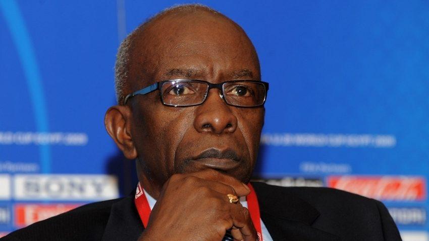 Former FIFA vice-president Jack Warner
