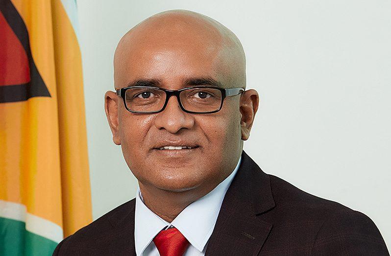 Vice-President Dr. Bharrat Jagdeo