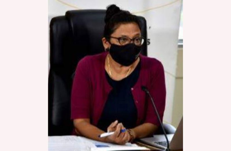 Jamaica's Chief Medical Officer, Dr Jacquiline Bisasor Mckenzie