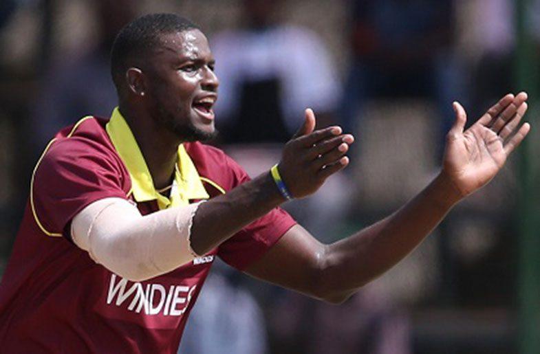 West Indies ODI captain Jason Holder